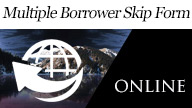 Multiple Borrower Skip Form