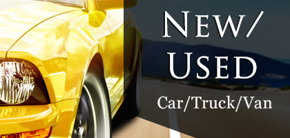 New and Used Auto Loan