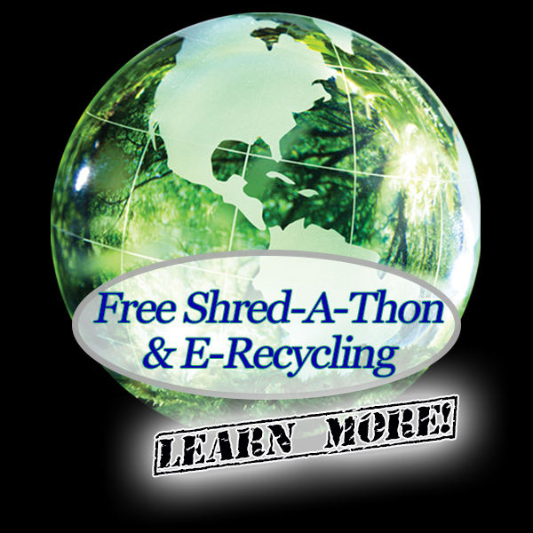 Shred and Electronic Recycling Event