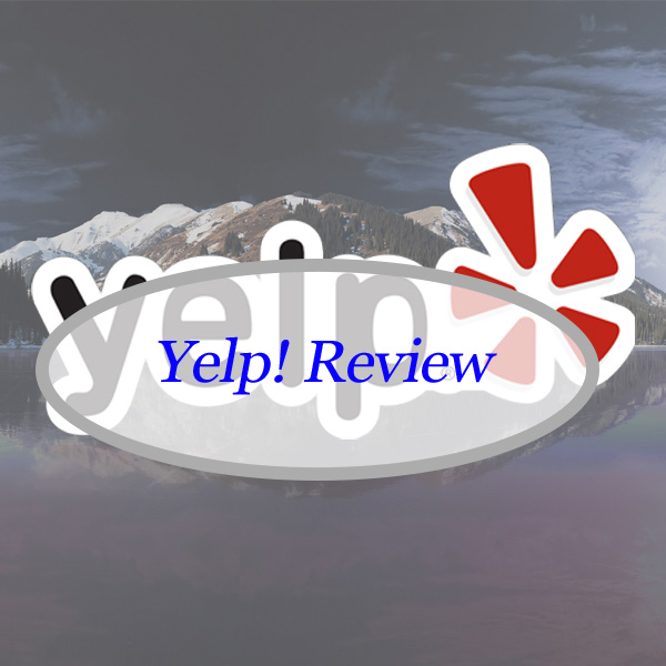 Yelp! Review